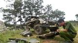 Cập nhật rơi xe quân sự: 5 quân nhân tử nạn