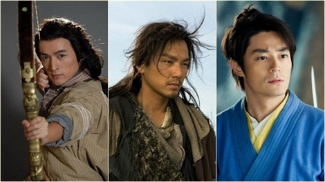 Nam chính nào đẹp trai nhất trong phim kiếm hiệp Kim Dung?