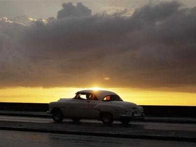 Hồn xe cổ Cuba