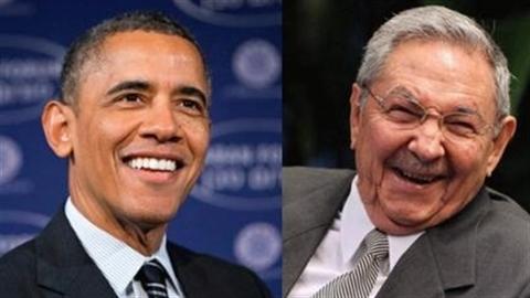 Cảm xúc của Nga trước thỏa thuận lịch sử Mỹ-Cuba