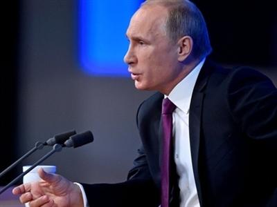Tổng thống Nga: Nga không lãng phí dự trữ ngoại tệ để bảo vệ đồng ruble