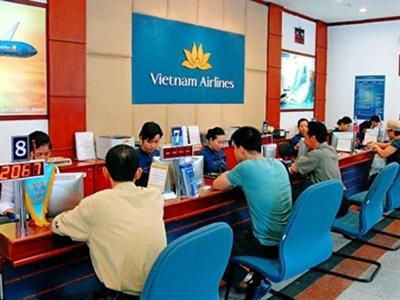 Vietnam Airlines vay 160 triệu USD của Vietcombank để mua 18 máy bay