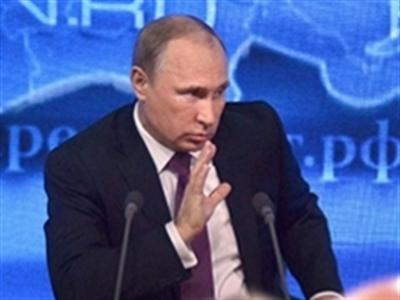 Tổng thống Putin: Đầu cơ trên thị trường tài chính không phạm tội