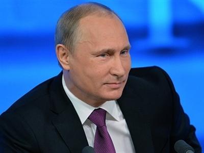 Nga tổ chức họp báo quốc tế