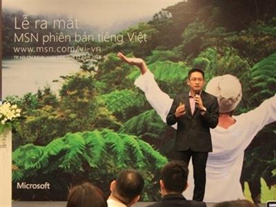 MSN ra phiên bản tiếng Việt