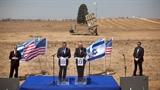 'Vòm sắt' Israel trứ danh sắp xuất hiện ở Ukraine, Ba Lan