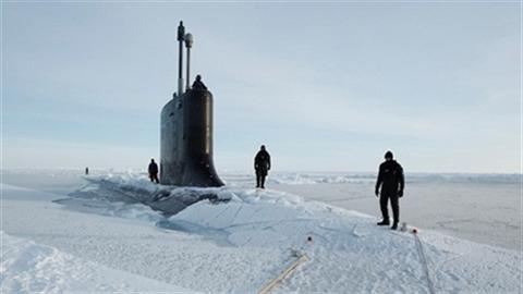 'Gấu Nga' kiên quyết không nhường ai 'miếng bánh' Bắc Cực
