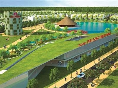 DKRA hợp tác tiếp thị và phân phối dự án Làng Sen Việt Nam