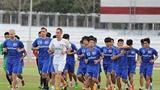 Bầu Đức đang cho U19 HAGL ngấm dần bóng đá Thái