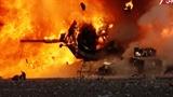 Siêu tăng Abrams Mỹ bị bắn tung tháp pháo ở Iraq