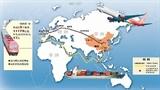 Nga-Mỹ-EU mải đấu đá, để TQ thừa cơ vươn vòi bạch tuộc