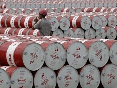 Giá dầu bật tăng mạnh nhất trong 2 năm