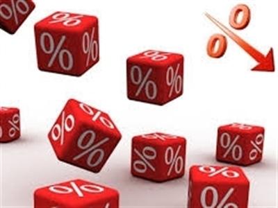 Ngân hàng hạ lãi suất huy động VND