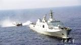Trung Quốc mua thêm tàu đổ bộ: Vẫn còn thua xa Nhật