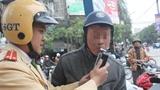 CSGT Hà Nội hóa trang, mật phục bắt 'ma men'