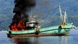 Indonesia ngăn tàu cá trái phép: Nói là làm