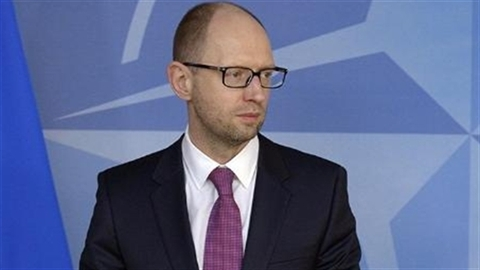 """Nghị sĩ Ukraine khuyên Thủ tướng Yatsenyuk nên """"cưỡi lừa đi làm"""""""