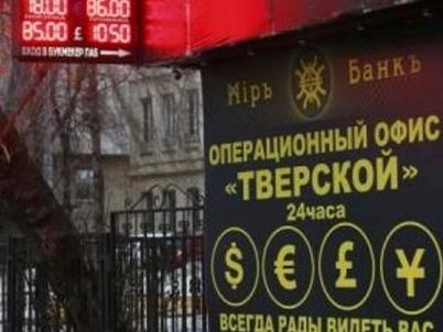 """Cuộc sống """"lạc quan"""" tại Nga thời đồng Rúp mất giá"""