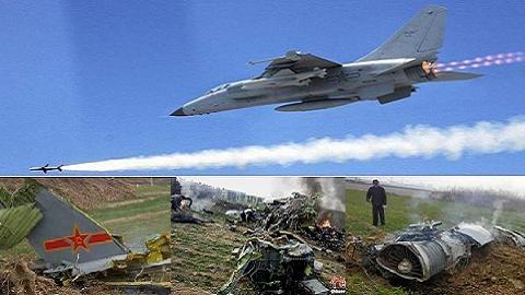 'Báo bay' JH-7: 'Niềm kiêu hãnh' của TQ đâm đầu xuống đất