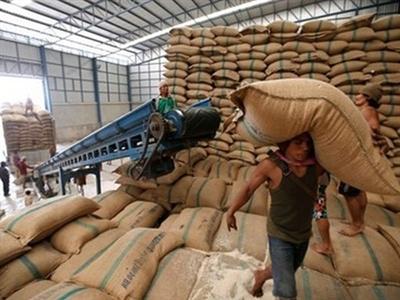 Thái Lan bán hơn 270.000 tấn gạo trong phiên đấu giá