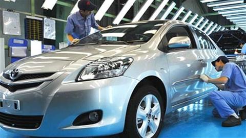 VN lập kỷ lục nhập khẩu ô tô:Tăng gấp đôi năm 2013