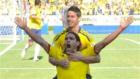 M.U cần James Rodriguez để kích hoạt Falcao