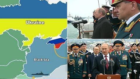 Trừng phạt Crimea, Mỹ 'ném Nga vào tay Trung Quốc'