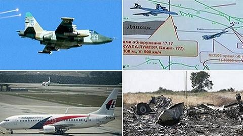 Nga 'bảo vệ đặc biệt' nhân chứng vụ nghi Su-25 bắn MH-17