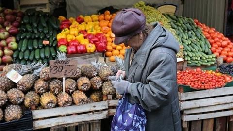 Thêm tin xấu từ kinh tế Nga?