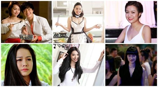 Khám phá 8 danh xưng 'nữ hoàng' của những mỹ nhân màn ảnh Việt