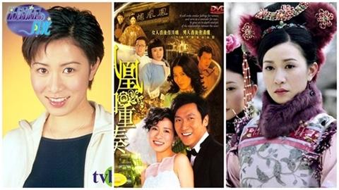 Những vai diễn 'để đời' của Xa Thi Mạn trên màn ảnh TVB