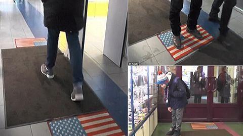 Nga: Cờ Mỹ để lau chân, đối thủ lên… bao cao su