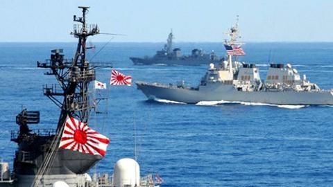 Nhật sẽ 'thoát Mỹ', sửa Hiến pháp để đối phó Trung Quốc?