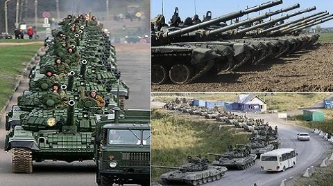 Mỹ viện trợ QS cho Kiev, Nga cấp vũ khí cho Donbass?