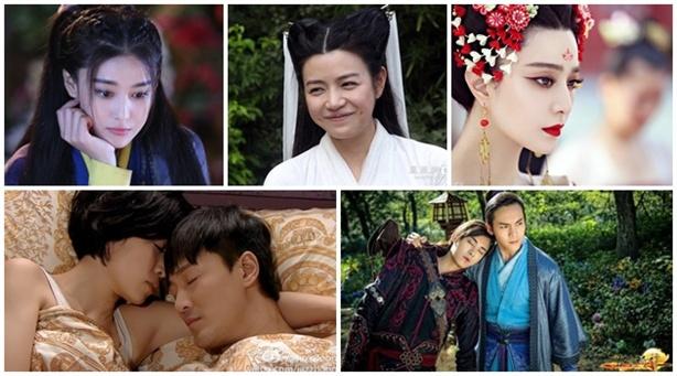7 nhân vật đáng nhớ của màn ảnh Hoa ngữ 2014