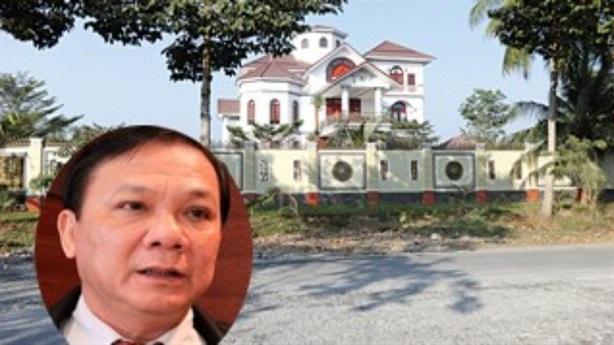 Thông báo hình thức kỷ luật ông Trần Văn Truyền
