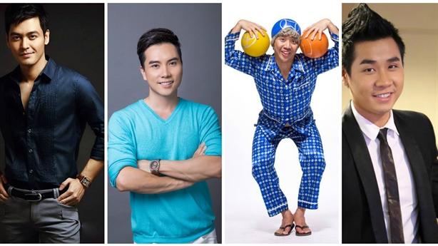 MC nam nào có sức quyến rũ khó cưỡng nhất Việt Nam?