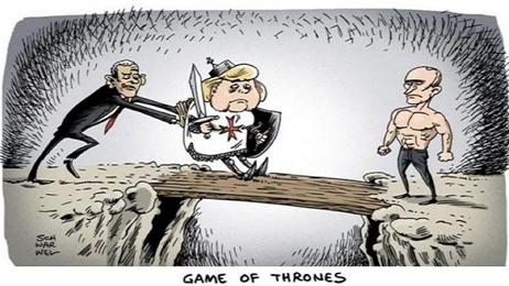 """EU-Ukraine nhận hậu quả """"thảm"""" thay Mỹ, BRICS ngày càng lớn mạnh?"""