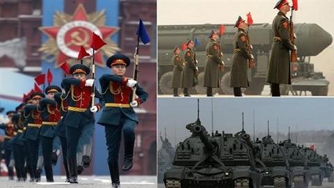 Nga thành nước thứ 2 có 'lính đánh thuê' người nước ngoài