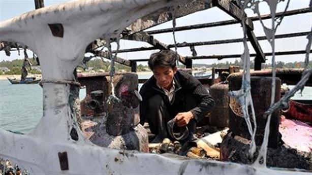 Xử lý tin tàu cá, ngư dân bị bắt trong 40 giờ