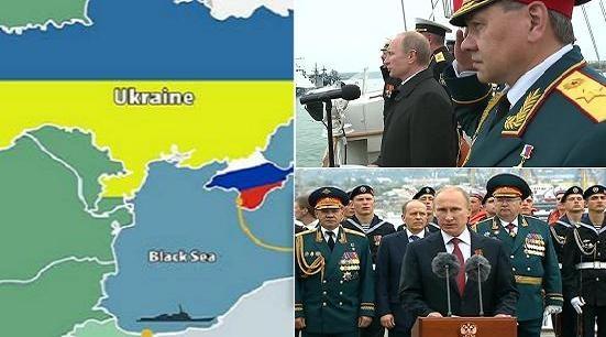 Nga: Ukraine hành động quân sự với Crimea là tự sát