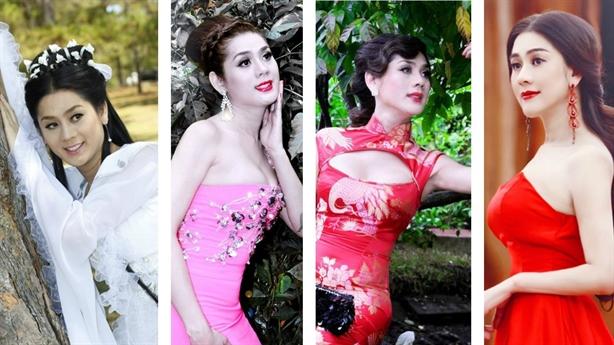 Những lần hóa thân khiến dân tình 'tá hỏa' của công chúa Lâm Chi Khanh
