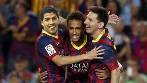 Barcelona đại thắng nhưng vắng người xem