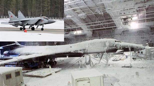 Máy bay Mỹ có chịu được khí hậu tại Bắc Cực?