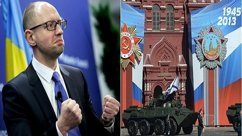 Thủ tướng Ukraine Yatsenyuk: Những phát ngôn và hành động 'tai tiếng'