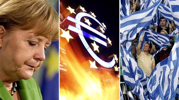 Nguy cơ Hy Lạp rời Eurozone: Châu