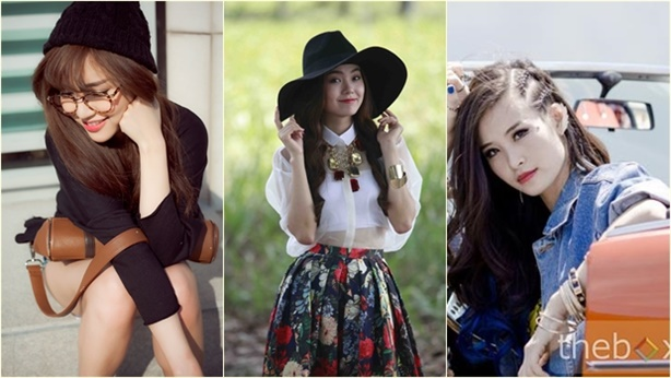 Nữ ca sĩ nào có vẻ đẹp ấn tượng nhất Việt Nam?