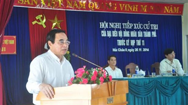 Chủ tịch UBND TP Đà Nẵng về hưu