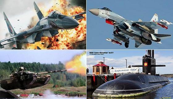 Mỹ sợ tiêm kích Su-35 nhất trong 5 loại vũ khí Nga