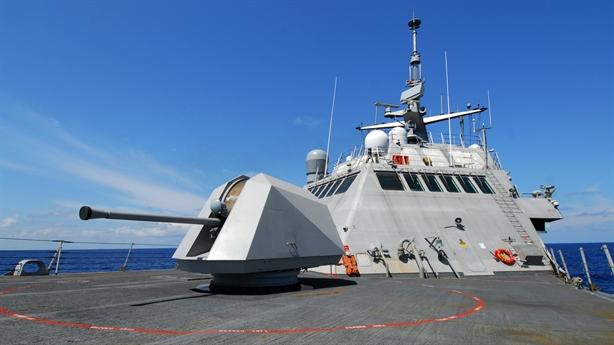 Vì sao Mỹ quyết biến LCS thành siêu tàu chiến ven bờ?